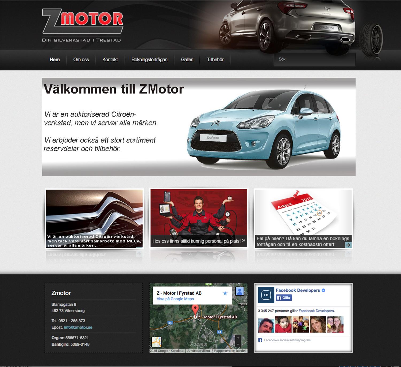 Z-Motor 1500